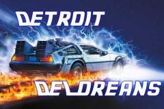 Detroit Deloreans